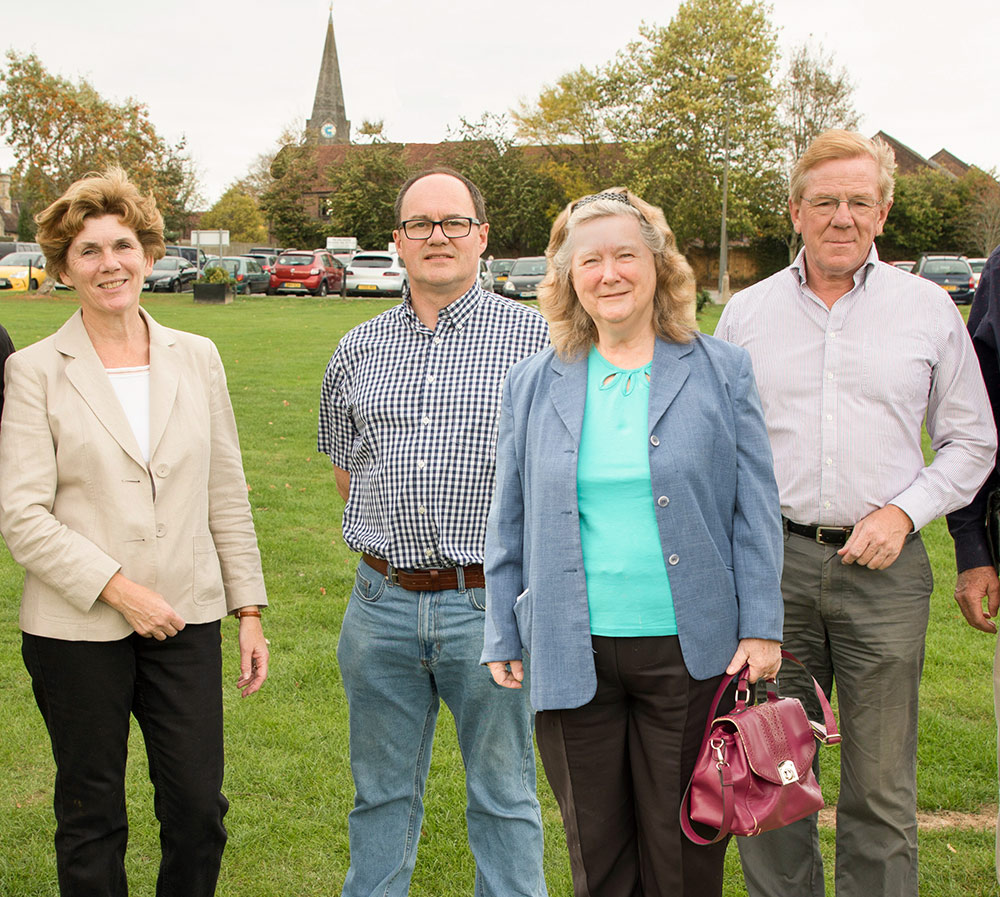 Uckfield councillors