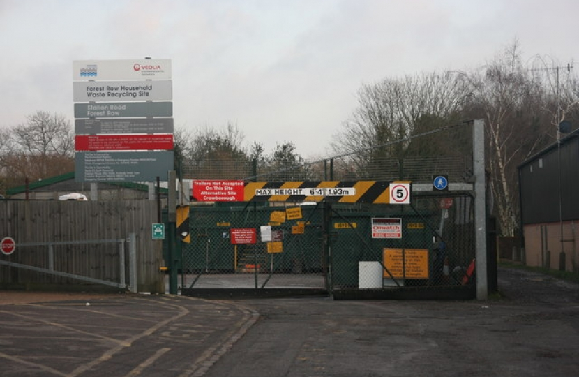 Forest Row Waste Site