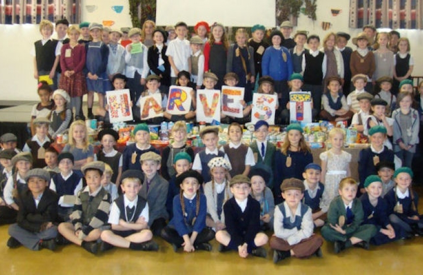 Grovelands Community Primary School in Hailsham