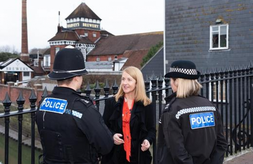 £1m police boost