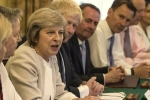 Cabinet Brexit talks