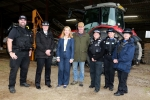 MP BACKS ASSAULT ON RURAL CRIME