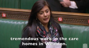 I will continue to work with representatives from Wealden care homes to ensure that they have access to testing