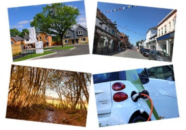 """What matters to you in Wealden"" asks planning chiefs looking to the future"